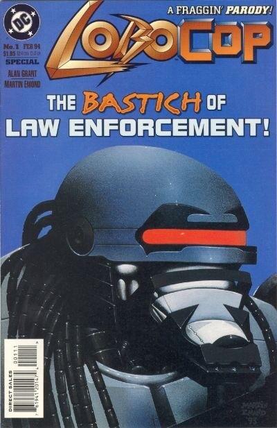 Lobocop #1 Special (Feb 94)