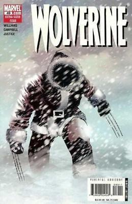 Wolverine #49, Extra-Sized Issue, NM 9.4, 1st Print,2007 Flat Rate Ship-Use Cart