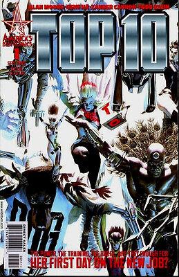 TOP 10 (1999) 1-12 COMPLETE SET/LOT ALAN MOORE GENE HA AMERICA'S BEST COMICS