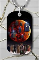 *BRAND NEW* DOCTOR WHO DOG TAG NECKLACE