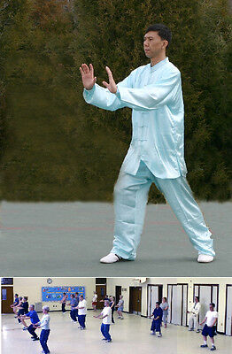 Dr. Chen's Tai Chi Qigong workout DVD Video level 1