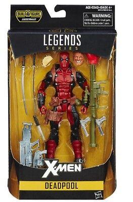 "DEADPOOL - Marvel Legends 6"" X-Men Series (2016) - BAF Juggernaut IN STOCK"