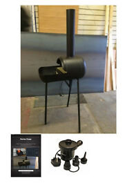 Blacksmiths Forge 300mm Dia (NEW)