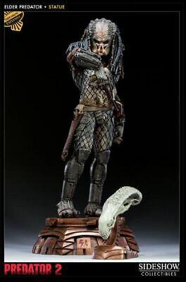 Sideshow Elder Predator Predator 2 Statue Exclusive 1/5 Scale #189 of 350 MIB