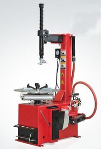 Tire Changer with Bead Blaster