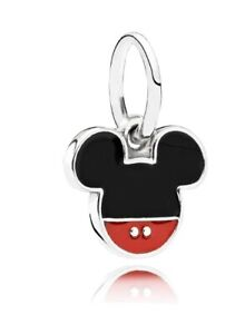 Pandora Disney Mickey Mouse Charm - One month used