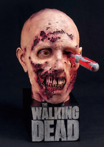 Statue Walking dead season 2 bluray