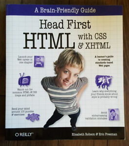 Head First HTML CSS & XHTML
