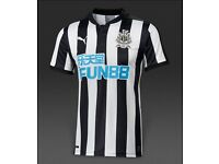 2017-18 Newcastle United home football soccer jersey shirt