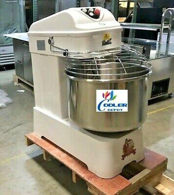 New 60 Quart Spiral Mixer Machine Rpm Speed Bakery Kitchen Equipment Smx60