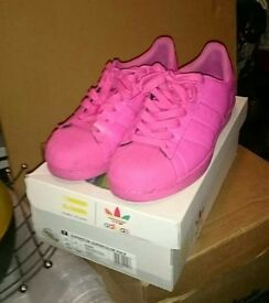 Adidas superstar supercolor trainers
