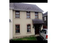 *For rent* Two bed house 83 Alderley Place Mallusk glengormley newtownabbey