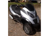 Mp3 piaggio 250 I.e spares or repairs