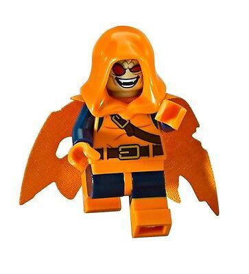 LEGO SUPER HEROES MARVEL SPIDER-MAN MINIFIGURE HOBGOBLIN 76058 GOBLIN HALLOWEEN (Halloween Goblin)