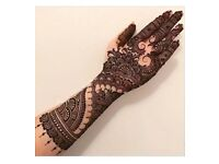 Professional Henna Mendhi Artist Cardiff