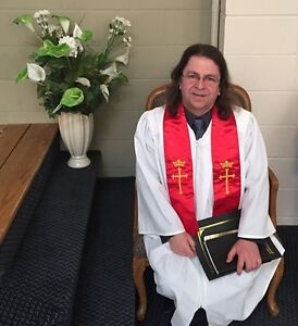 Minister in Christian faith and a Registered Marriage Officer Peterborough Peterborough Area image 2