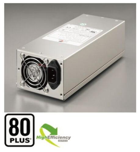 Zippy/Emacs P2G-5600V 600W 2U Single ATX Power Supply, 1-year warranty