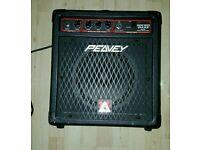 Peavey Microbass 20w Bass amp practice Bass guitar amp