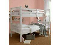 New navaro bunk beds free assembly service