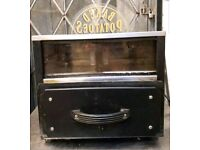 BERTIE VICTORIAN JACKET POTATO OVEN WITH BAIN MARIE AND DISPLAY