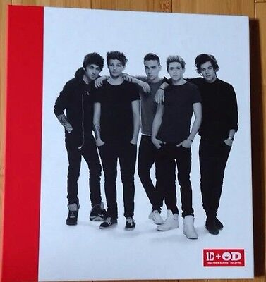 One Direction 1D +OD 3 piece School Supplies - One Direction School Supplies