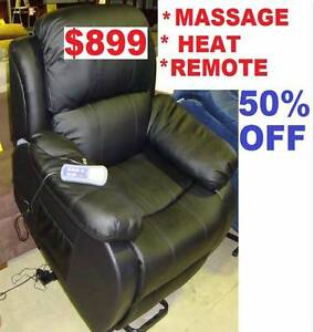 Electric Lift Chair Remote Control All Position Massage & Heat Ipswich Region Preview