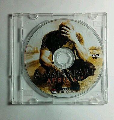 A MAN APART VIN DIESEL  THEATRICAL MOVIE TRAILER SMALL DVD ROM RARE