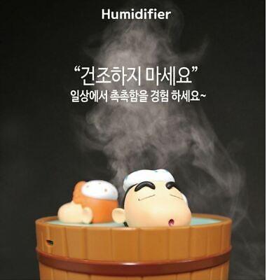 NEW CRAYON SHIN CHAN HUMIDIFIER KOREA