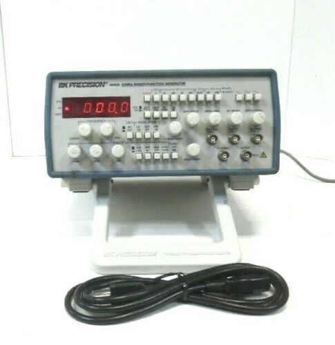 BK Precision Model 4040A 20MHz Sweep/Function Generator, Good working.