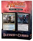 Duel Decks Blessed vs. Cursed Magic the Gathering Trading Card Games