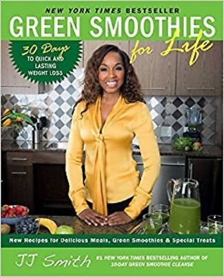 Green Smoothies for Life by JJ Smith Brand New Paperback Book (English) WT74909