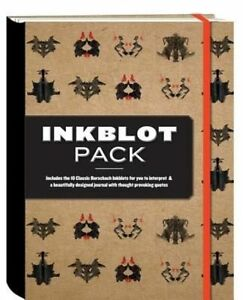 The Inkblot Pack: Includes the 10 Classic  Inkblots for You to Interpret & a...