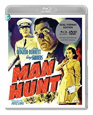 Man Hunt [Dual Format Blu-ray / DVD] (1941) [New Blu-ray]