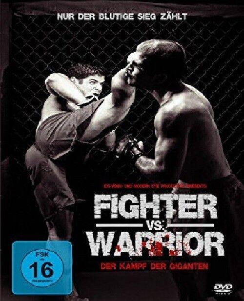 FIGHTER VIS WARRIOR - KAMPF DER GIGANTEN   DVD NEU