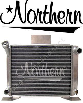 Northern 205138 Aluminum Radiator 82-94 Ford Ranger V8 Engine Conversion - Ford Ranger Engine Swap
