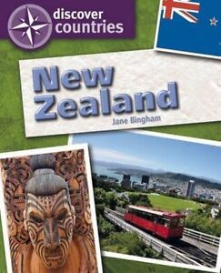 New Zealand (Discover Countries)-ExLibrary