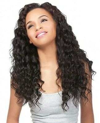 Outre Simply Brazilian 100% Unprocessed Human Hair for Weaving- NATURAL (Outre Simply Unprocessed Brazilian Human Hair Weave)
