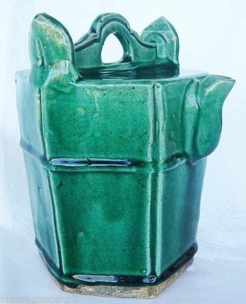Antique Chinese Ceramic Water Pot C1700