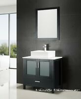 ⎷⎛Contemporary Bathroom Vanity & Cabinet Blazing Jewel BB32