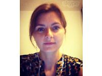 Professional tutoring French/Russian /Ukrainian