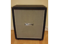 """Basson 2x12 angled electric guitar cabinet with Eminence Legend speakers like Mesa 4x12 2 x 12"""" cab"""