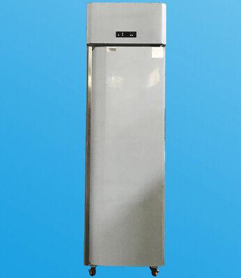 Single Door Pizza Freezer Refrigerator Stainless Steel Commercial Freeze