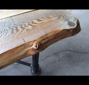 Table de cuisine- Style Industriel / Rustique