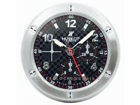 Rolex Hublot wall clock