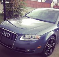 2006 Audi A4 Quattro with navigation fully loaded 2.0T