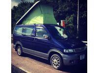Mazda Bongo 4x4 campervan motorhome day van
