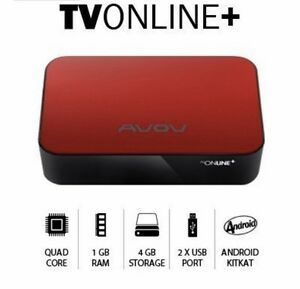 Android box *online TV