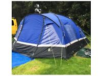 Hi gear voyager 6 tent and carpet