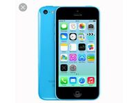 iPhone 5c sale or swap £120 fully working unlocked 3 cases and charger