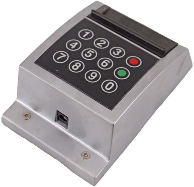 Onity C3N5RXXCM Electronic Access Control Magnetic Stripe Card Reader w/Keypadr